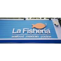 Galería de Restaurante  La Fisheria Playa del Carmen