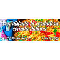 Galería de Restaurante  Roma Spaguetti Playa del Carmen