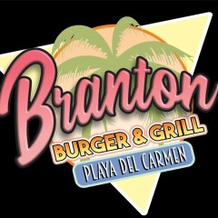 Restaurante Branton Burger Playa del Carmen