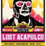 Lost Acapulco @ Coco Maya Playa del Carmen