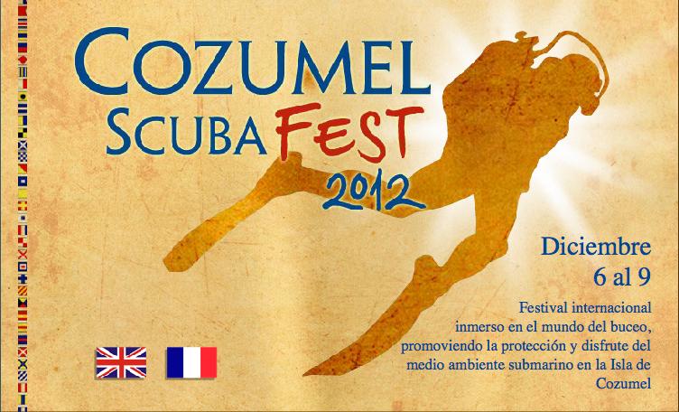 Scuba Fest 2012 @ Cozumel