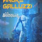 Andre Galluzi @ La Santanera , Playa del Carmen