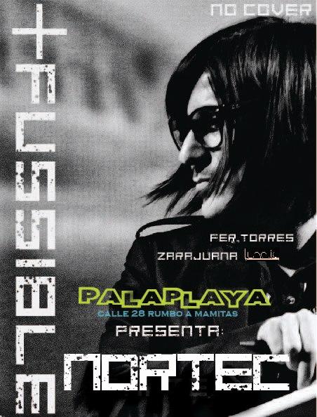Fussible (Nortec) Live @ Palaplaya