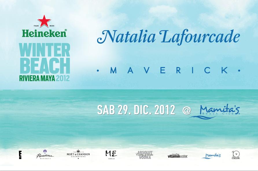 Natalia Lafourcade @ Mamitas