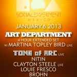 Social Experiment @ The BPM , Playa Mamitas