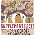 Supplement Facts @ La Santanera , The BPM 2013