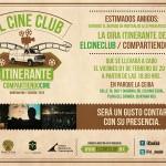 El Cine Club - Intinerante @ Parque la Ceiba
