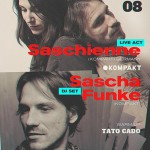 Saschienne + Sascha Funke @ La Santanera