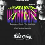 Ultrasone @ La Santanera