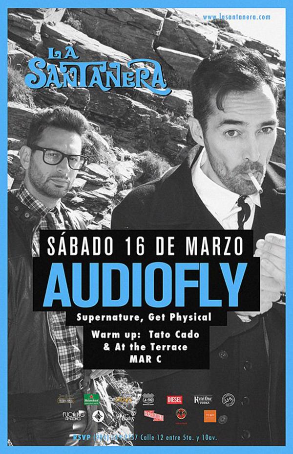 Audiofly @ La Santanera