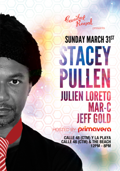 Stacey Pullen @ Canibal Royal