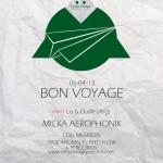 Bon Voyage @ Coco Maya