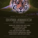 House Sessions @ Reina Roja
