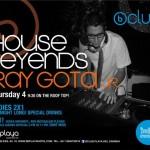 Ray Gota Jr. @ B Club - Be Playa Hotel
