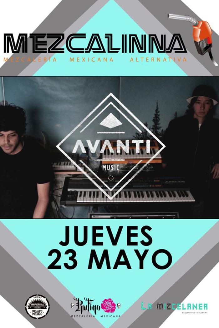 AVANTI @ La Mezcalinna