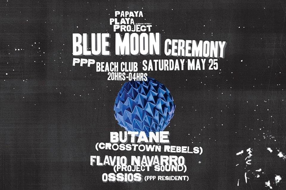 Blue Moon Ceremony @ Papaya Playa - Tulum