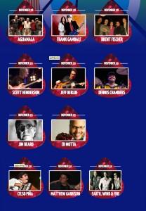 Riviera Maya Jazz Festival 2013 - Playa del Carmen
