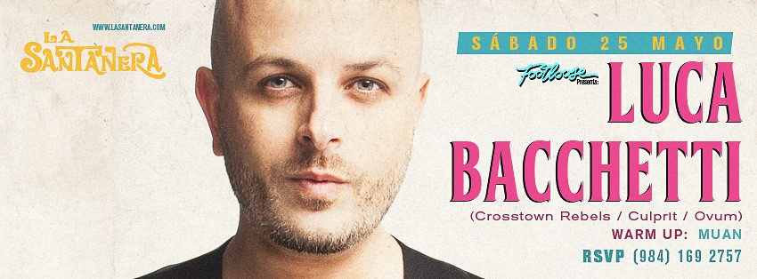 Luca Bacchetti @ La Santanera