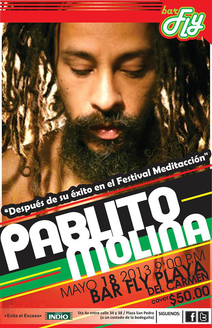 Pablito Molina @ Bar Fly