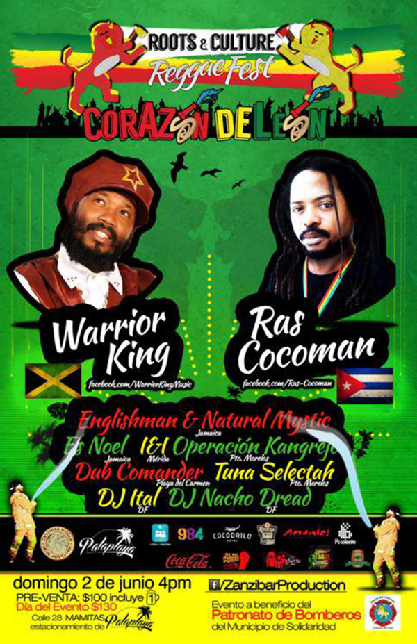 Reggae Fest @ Palaplaya