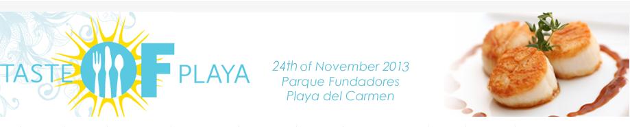 Taste of Playa 2013 @ Parque Fundadores
