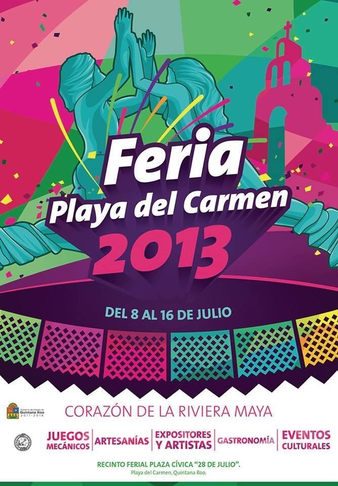 Feria Playa del Carmen 2013