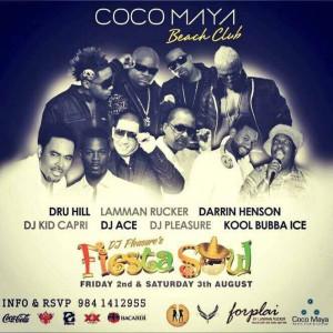 Fiesta Soul @ Coco Maya