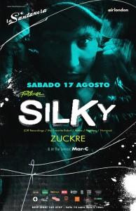 Silky @ La Santanera