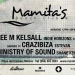 Fin de semana Septiembre @ Mamitas Beach Club