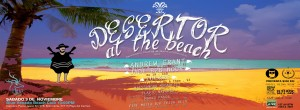 DESERTOR at the BEACH @ Blue Venado Beach Club