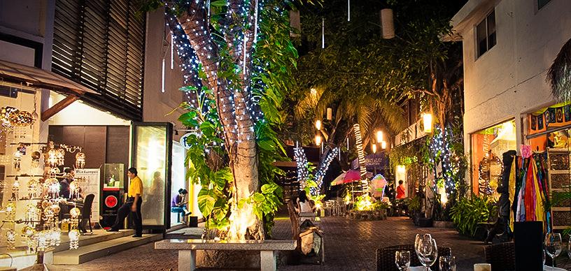 De compras en Playa del Carmen - Shopping