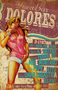 Semana de Eventos @ Dolores Yuca Bar