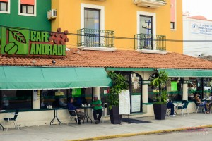 Café Andrade - Playa del Carmen