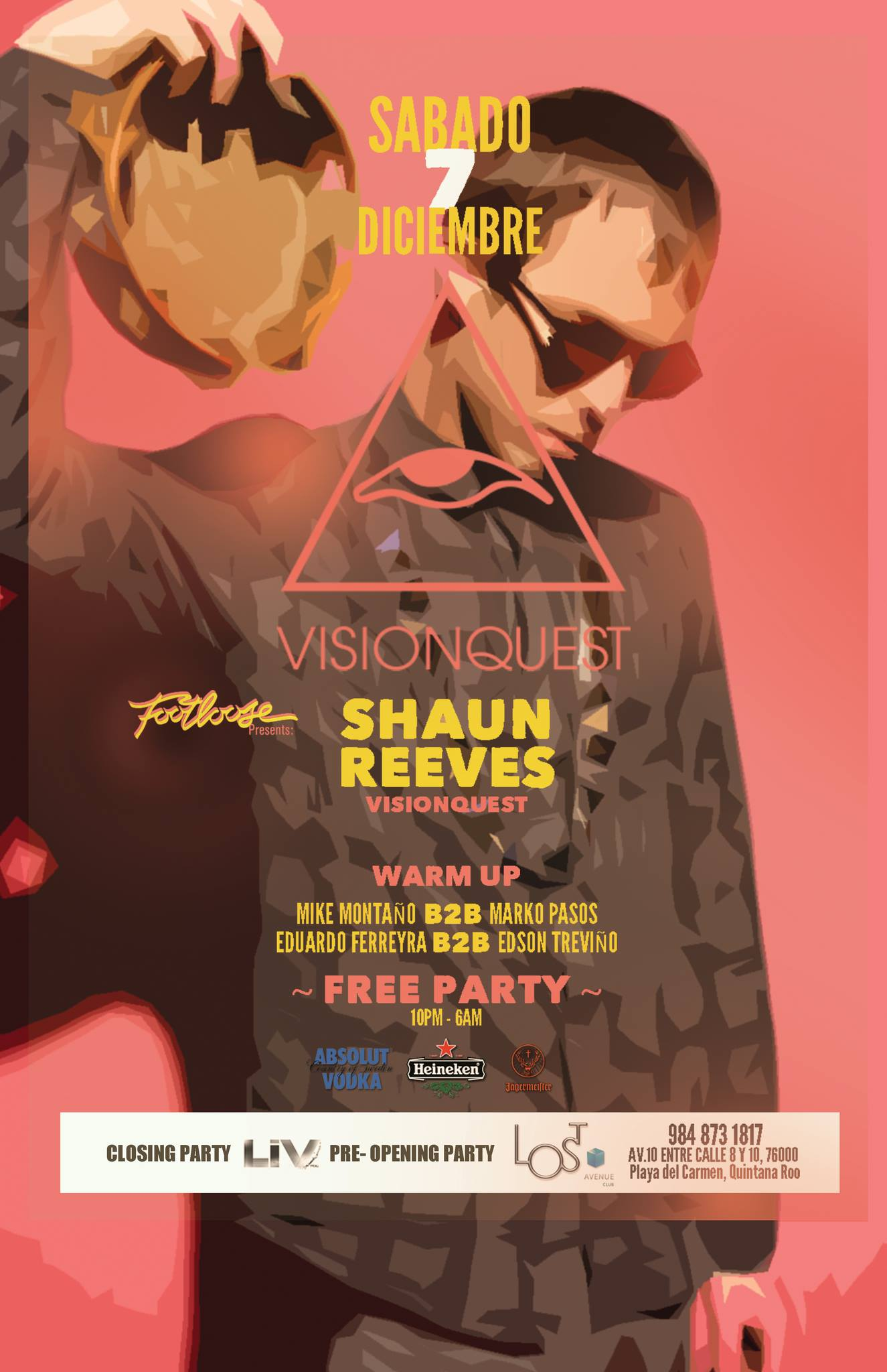 Shaun Reeves @ LIV
