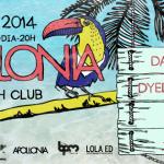 Apollonia Showcase @ Fusion Beach - BPM 2014