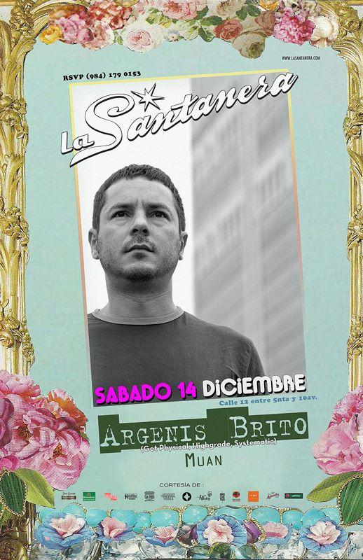 Argenis Brito @ La Santanera