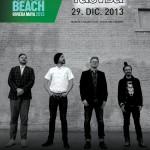 Viva Playa te lleva a ver a Café Tacvba en el Heineken Winter Beach 2013