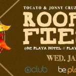 RoofTop Fiesta @ Be Hotel