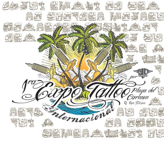 Expo Tattoo Internacional @ Playa del Carmen