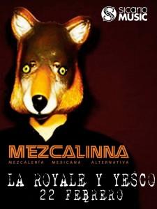 La Royale & Yesco @ La Mezcalinna