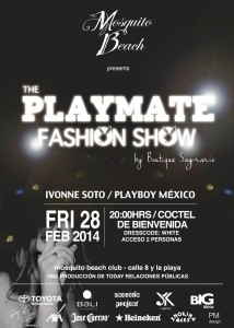 The Playmate Fashion Show @ Mosquito Beach
