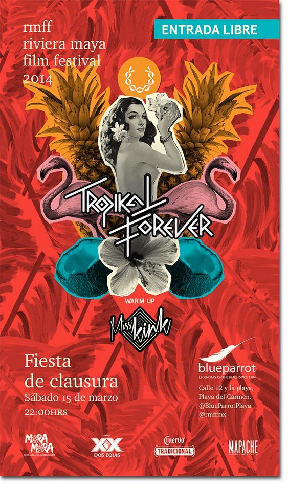 Tropikal Forever @ Blue Parrot