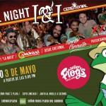 Roots Reggae Night @ Sr. Frogs