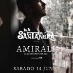 Amirali @ La Santanera