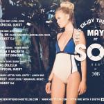 Semana de eventos - mayo - @ SOS - Hostal 3B