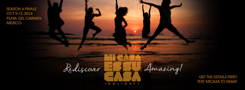 Mi Casa Es Su Casa Holiday @ Playa del Carmen