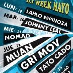 Dj Week @ La Mezcalinna