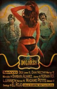 Semana de Eventos - mayo 2014 - @ Dolores YucaBar