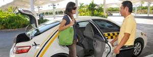 Taxi aeropuerto cancun a playa del carmen