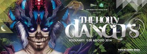 The Holly Dancers Pool Party @ Playa del Carmen